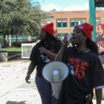 PHOTOS: Fast-food workers strike, march in Greensboro