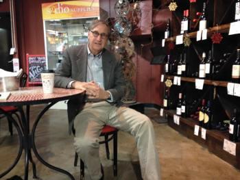 John Larson at Washington Perk & Provision