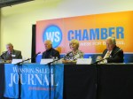 Republican commission candidates quarrel over school bond