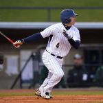 NCAA BASEBALL: FEB 26 Binghamton at UNC Greensboro