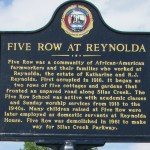 Citizen Green: Correcting Reynolda's whitewash