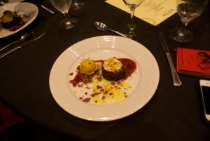 The Graze dessert