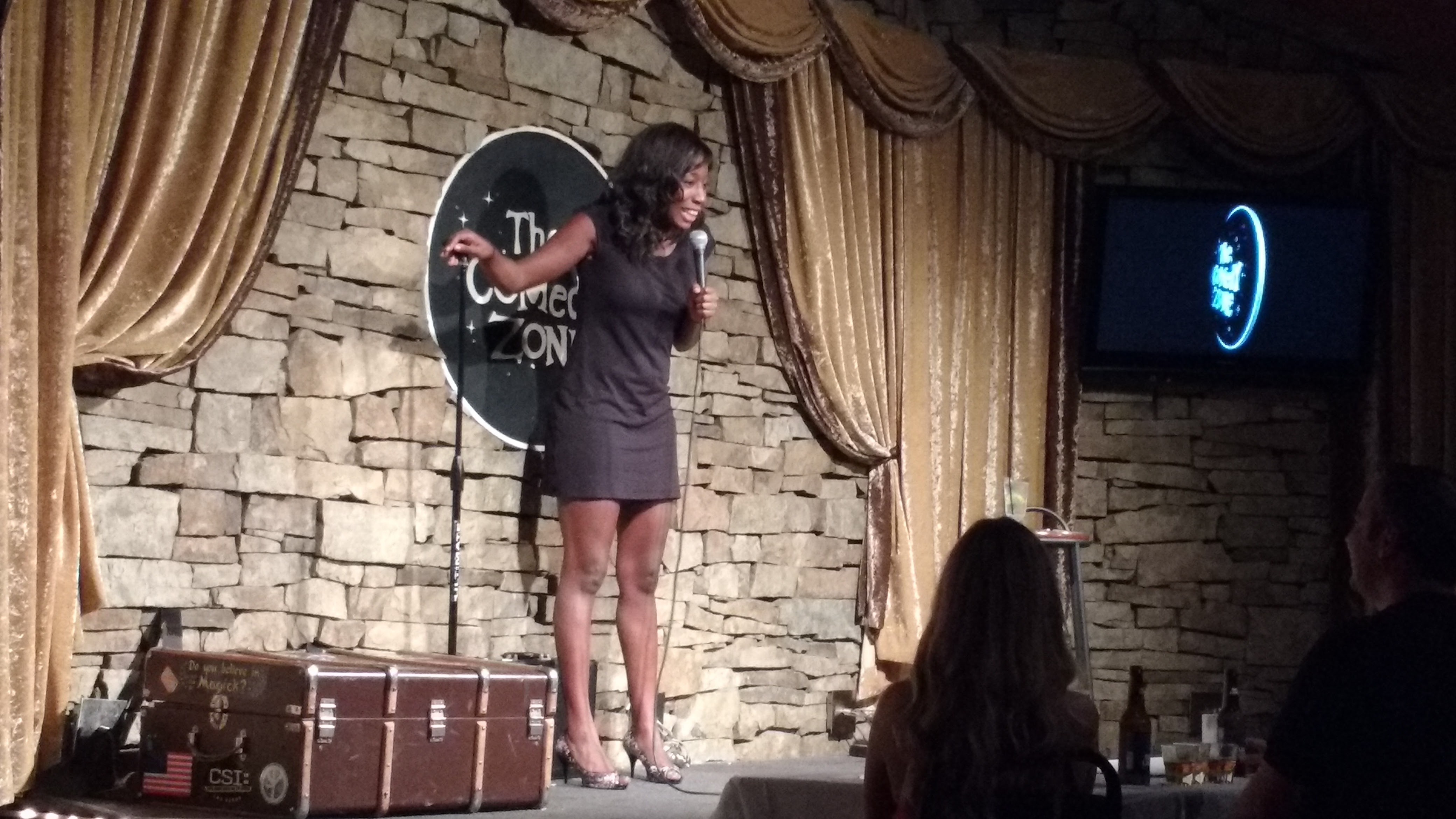 Comedy clubs in winston salem nc