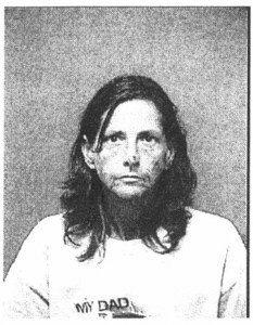 Ellin Schott's jail booking photo