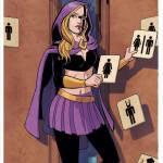 Trans comic-book hero fights North Carolina's HB 2