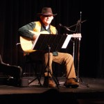 Jim Avett regales High Point with tall tales