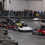 Sportsball: Kart kings battle at the Greensboro Coliseum
