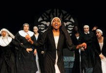 sister act salem college