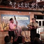 Dom Flemons earns standing ovation at Muddy Creek Music Hall