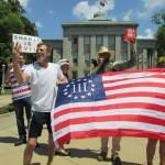 Far-right groups converge behind anti-sharia message in Raleigh