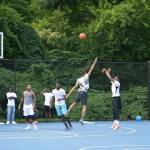 Sportsball: Red, white and basketball fill the Immigrant Youth Festival