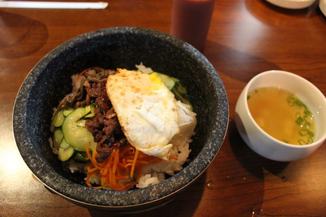 bibimbap-with-beef-at-high-point-korean-bbq