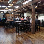 Barstool: Natty Greene's Kitchen + Market opens in Revolution Mill