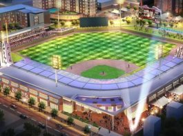 high point baseball stadium