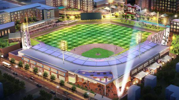 high point baseball stadium