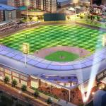 Discerning the right side of the High Point ballpark