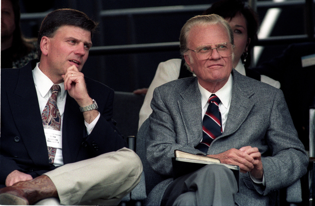 franklin graham billy graham