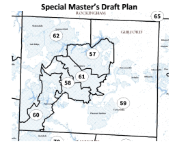 New map gives Democrats an opportunity to pick up NC House
