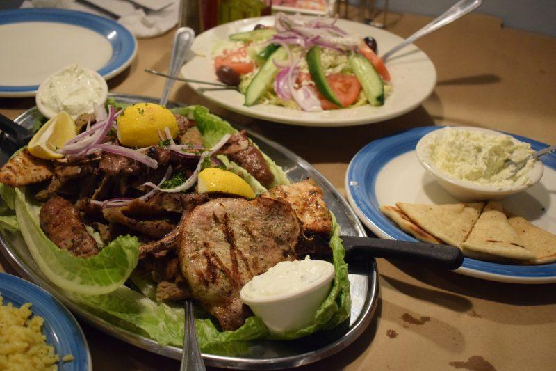 Athena-greek-taverna-food