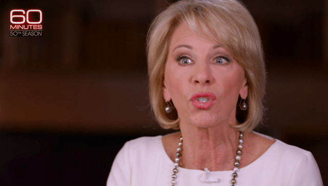 'Little House on the Prairie' actress rips DeVos: She's a 'moron'