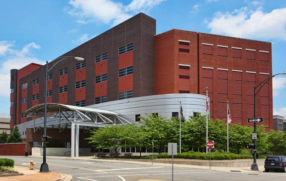 Inmate at Forsyth County jail falls to his death | The NC