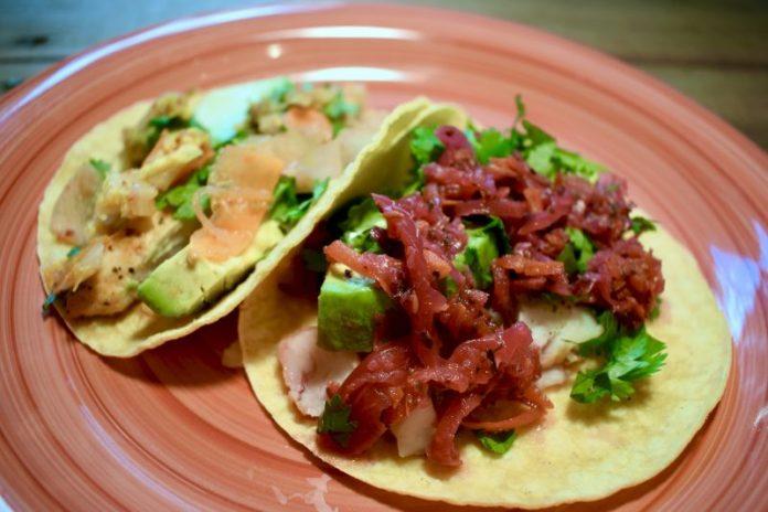 kimchi-taco