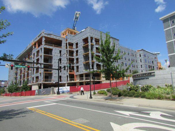 Winston-Salem experiencing unprecedented downtown housing