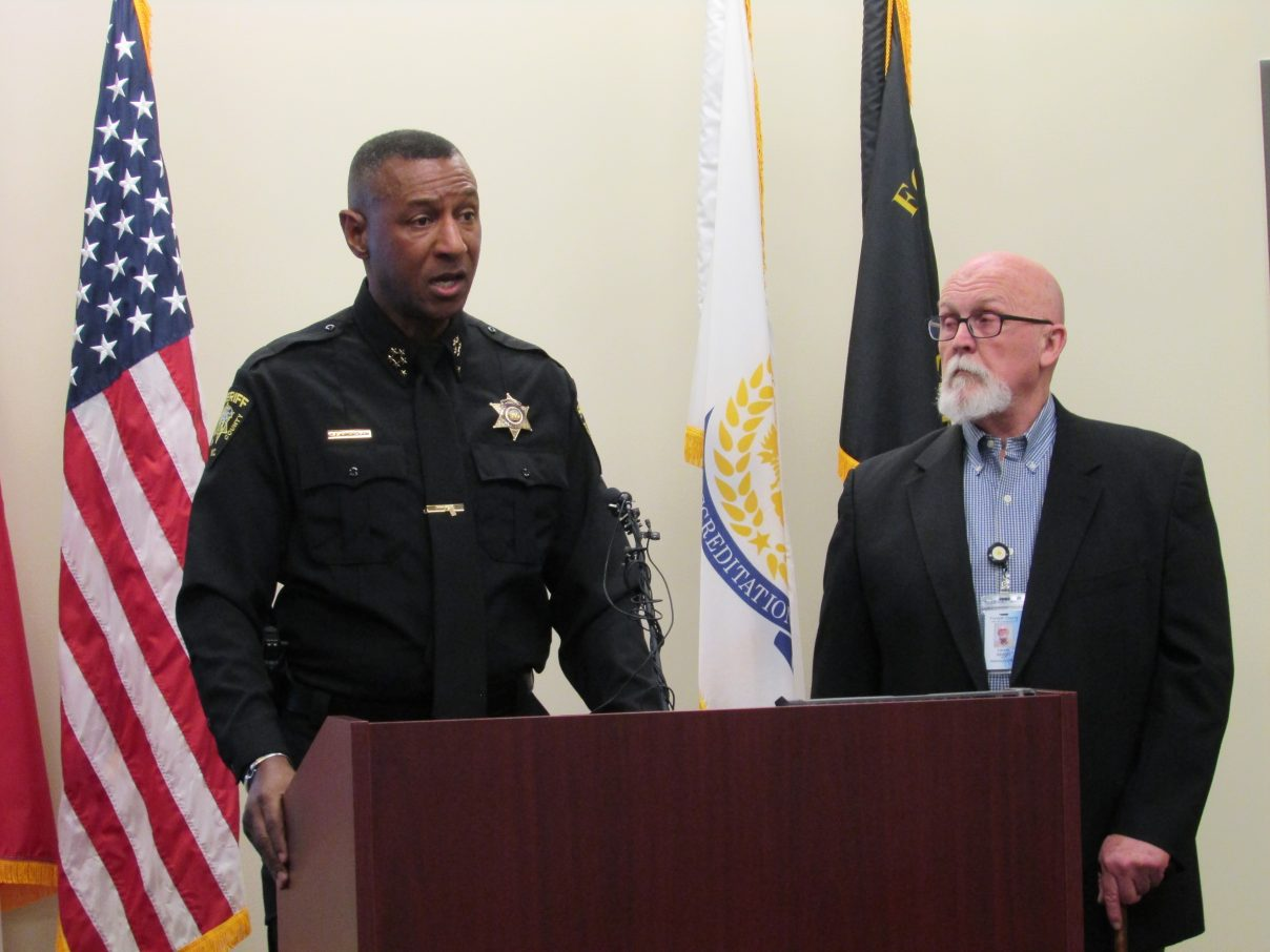 Forsyth County sheriff says he will limit cooperation with