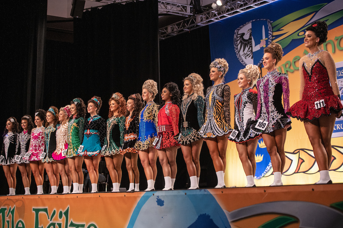 Irish dancers of the world step into Greensboro | The NC