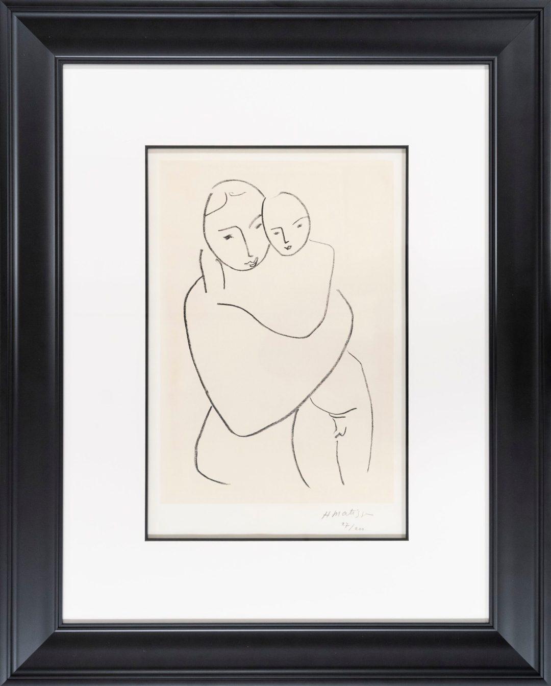 Matisse: Virgin and Child 2144