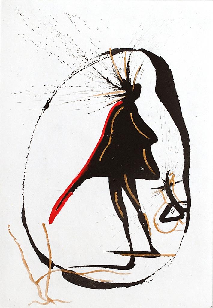 Salvador Dali - Magic Circle