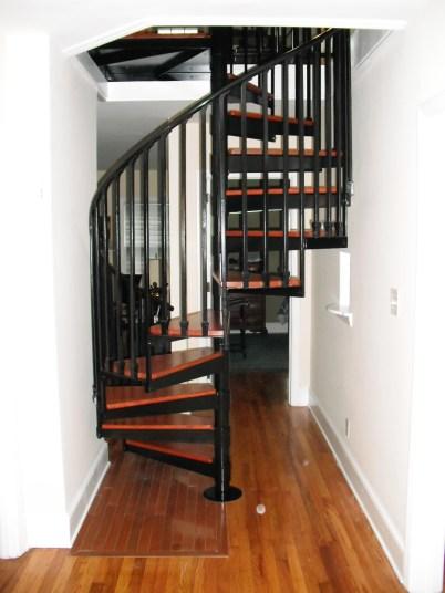 Spiral Stair After 03
