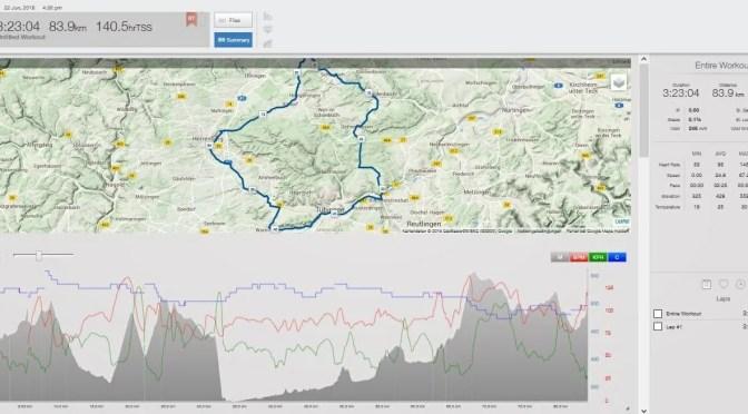 Endlich Rennrad-Sommer!