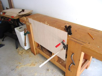 planing dresser back to size