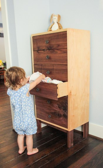 Lingerie chest - 6 drawers
