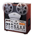 Reel to reel recorder