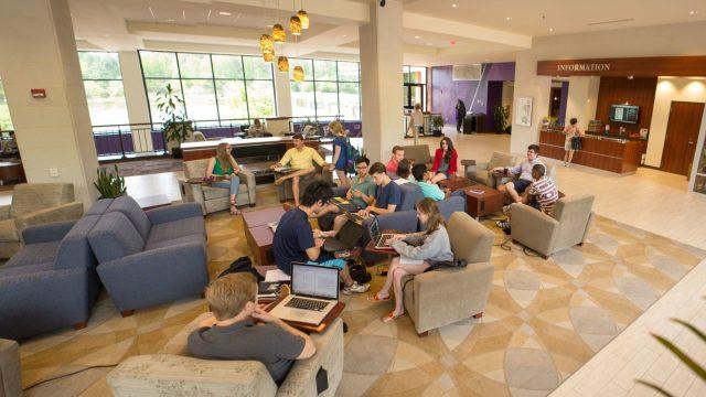 Furman University | Triangle Construction Company, Inc.