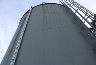Triangle Gasoline, Fuel and Gas Storage - Tank Farm