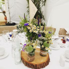 Marque - Jam Jar Countryside Wedding