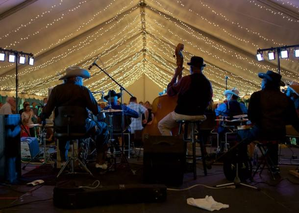 IBMA wide open bluegrass streetfest
