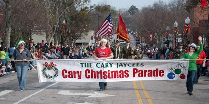 Where To Park Your Car For Chapel Hill Christmas Parade 2020 Town of Cary 2020 Virtual Christmas Parade   Triangle on the Cheap