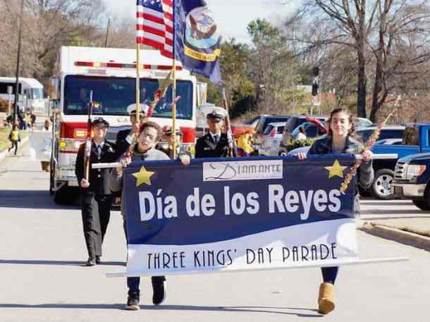 Cary Christmas Parade 2019 Three Kings Day Parade in Cary   Triangle on the Cheap