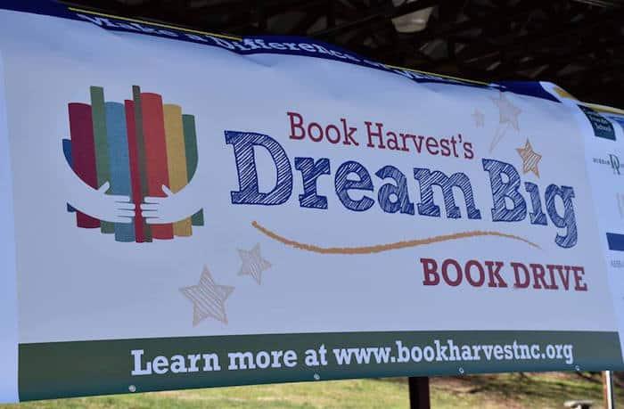 Book Harvest Dream Big MLK Book Drive Celebration