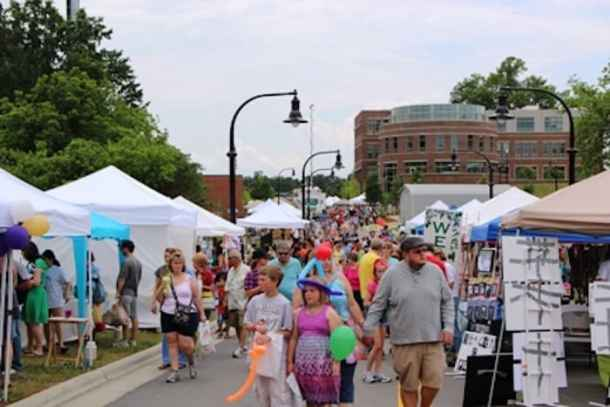 17 Free Spring Festivals in the Triangle - Triangle on the Cheap