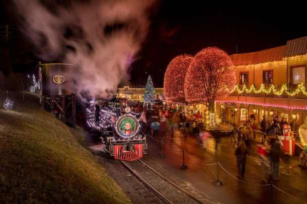 Amtrak Christmas Train 2020 8 Christmas Trains in North Carolina and their current status for