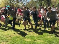 spring fling adult egg hunt dix park raleigh easter