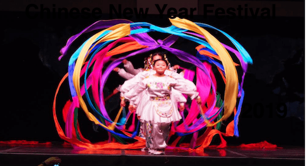 Chinese New Year Festival in Raleigh