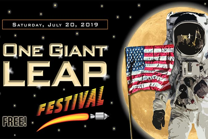 One Giant Leap Festival at NC Museum of History