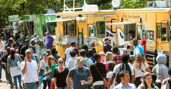Africana Market & Food Truck Rodeo - Triangle on the Cheap
