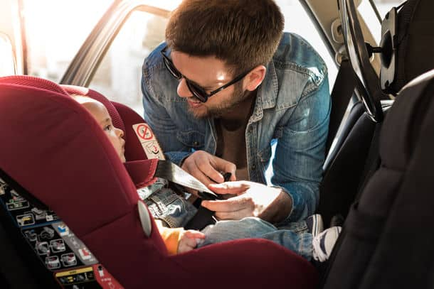 Trade in used car seat to Walmart or Target and get a gift
